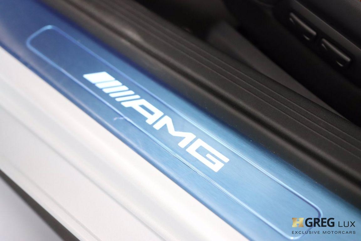 2020 Mercedes Benz AMG GT AMG GT #38