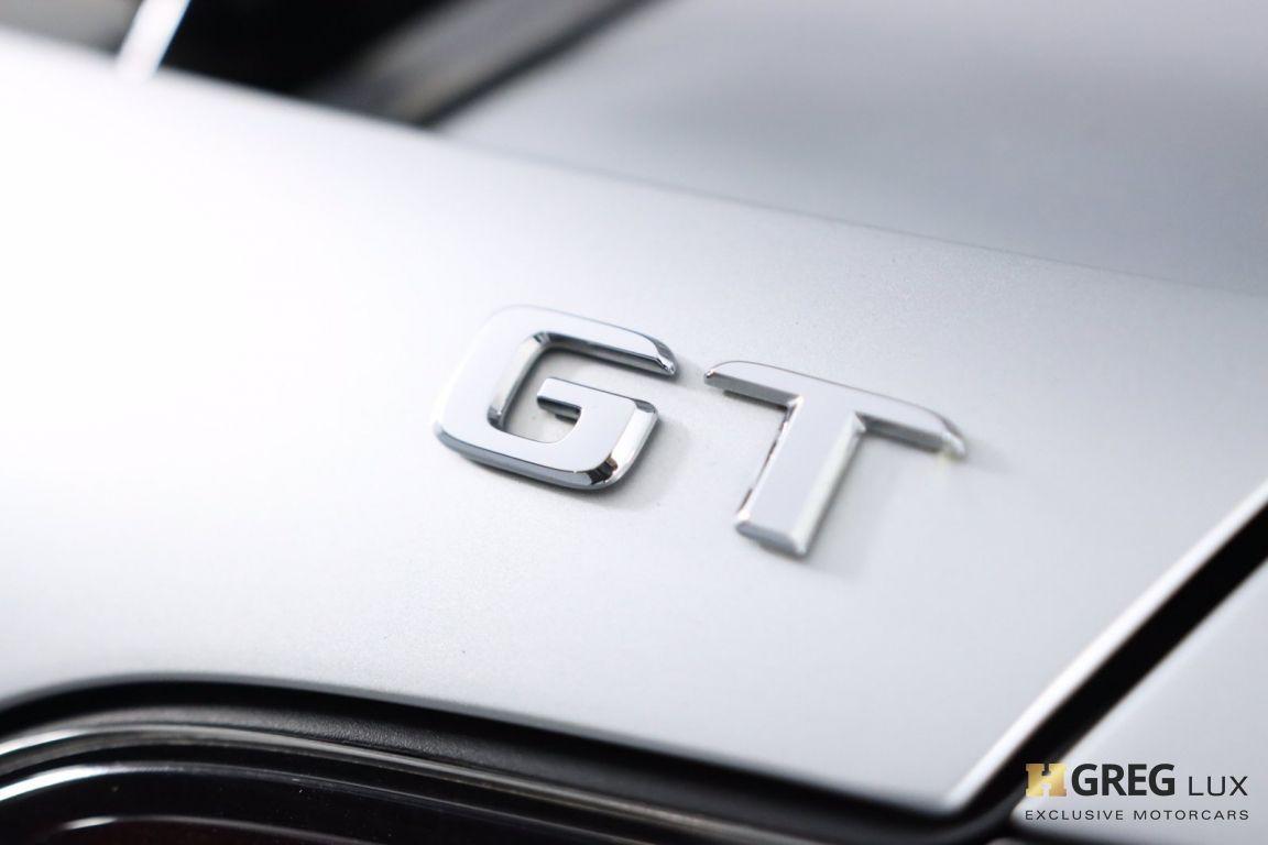 2020 Mercedes Benz AMG GT AMG GT #22