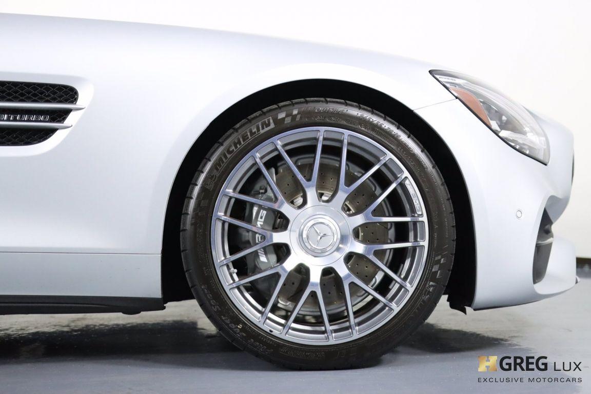 2020 Mercedes Benz AMG GT AMG GT #11