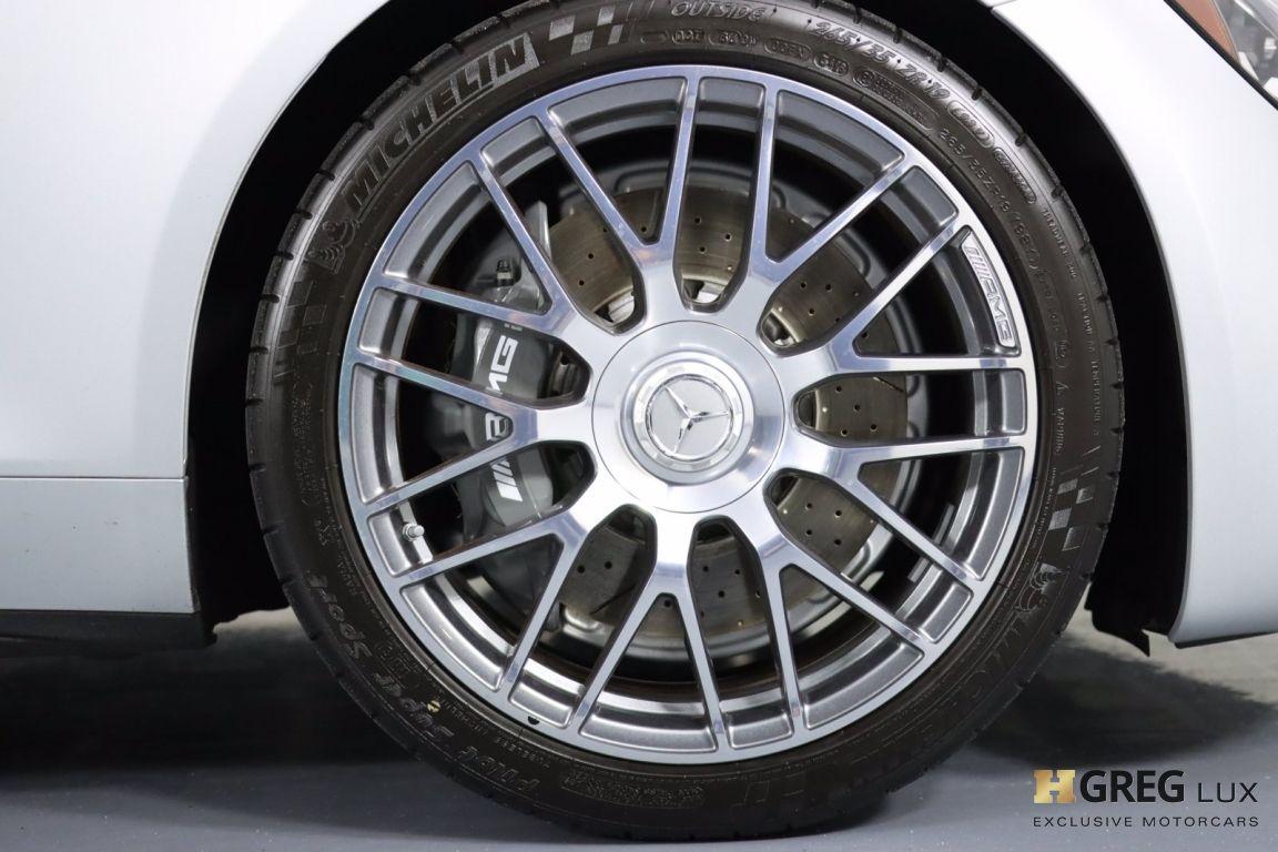 2020 Mercedes Benz AMG GT AMG GT #12