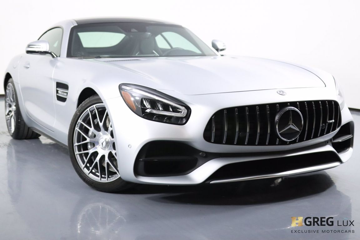 2020 Mercedes Benz AMG GT AMG GT #0