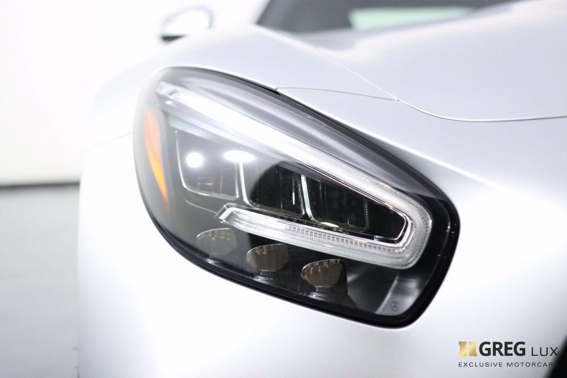 2020 Mercedes Benz AMG GT AMG GT #4