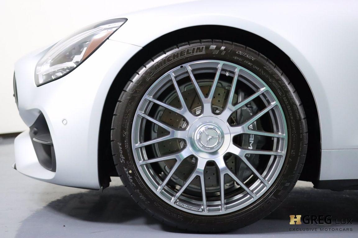 2020 Mercedes Benz AMG GT AMG GT #25