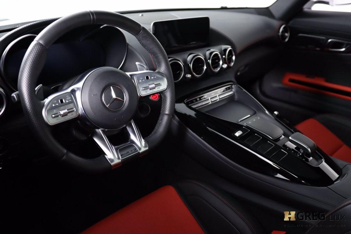 2020 Mercedes Benz AMG GT AMG GT #1