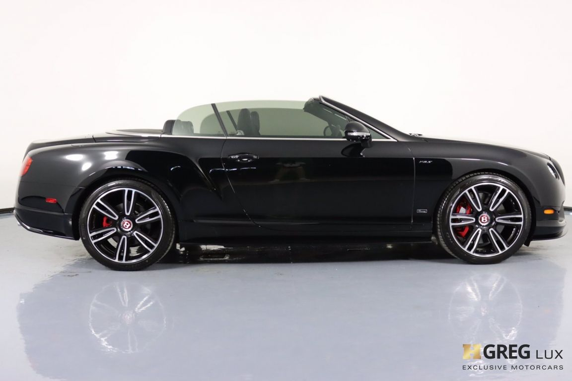 2015 Bentley Continental GT V8 S  #12