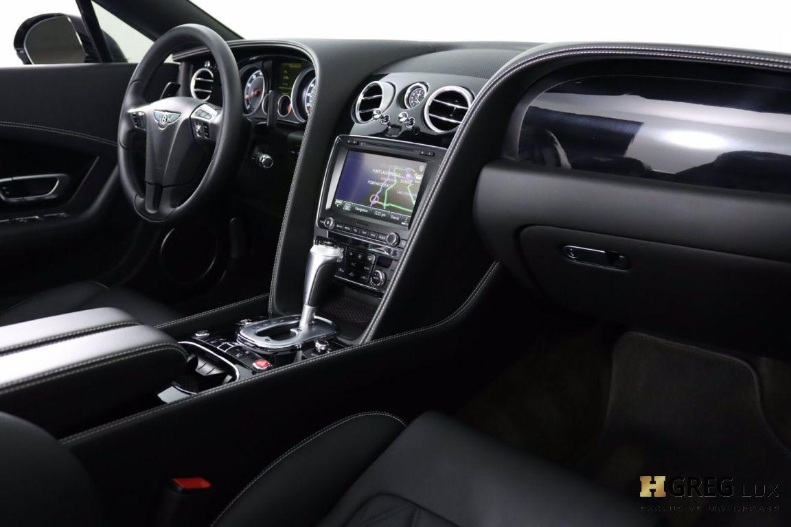 2015 Bentley Continental GT V8 S  #33