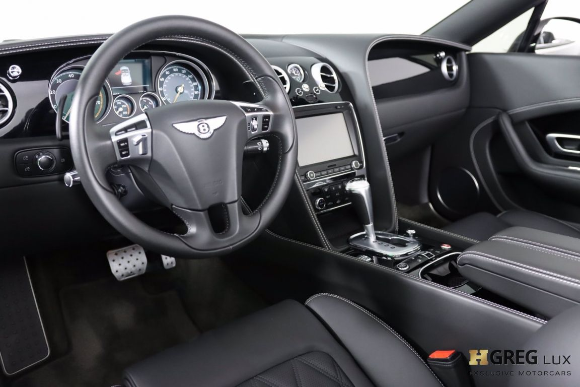 2015 Bentley Continental GT V8 S  #1