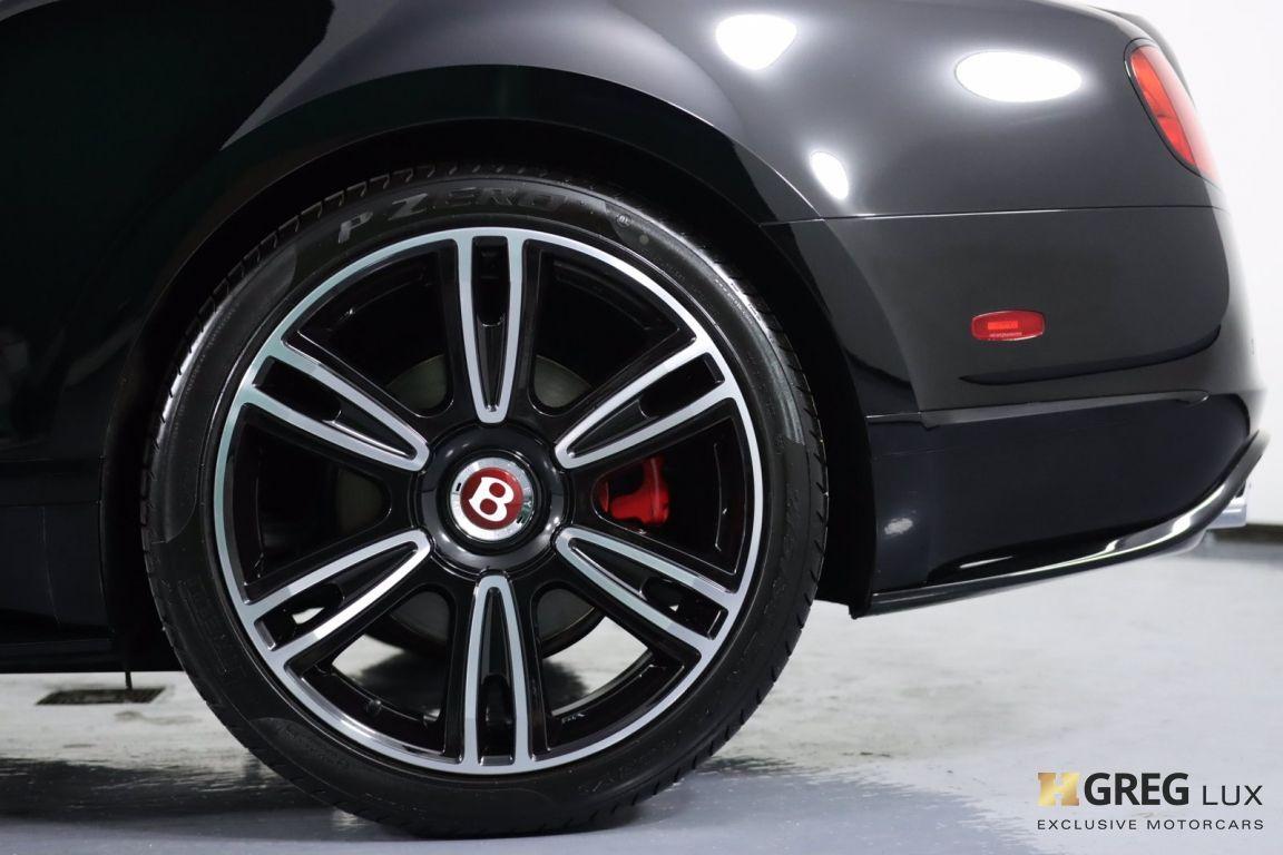 2015 Bentley Continental GT V8 S  #28