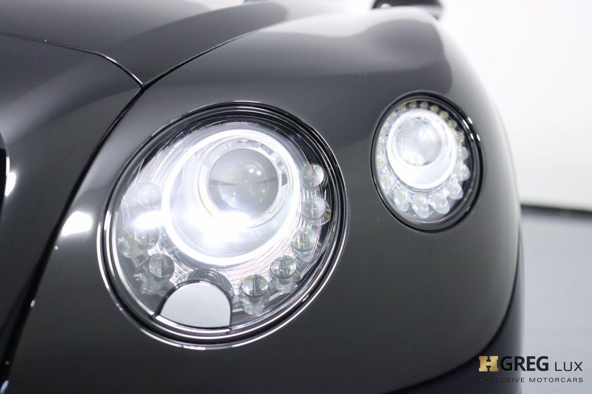 2015 Bentley Continental GT V8 S  #7
