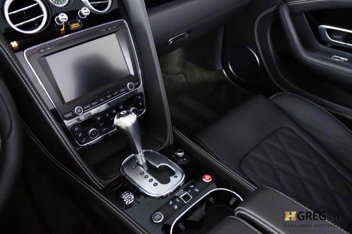 2015 Bentley Continental GT V8 S  #44