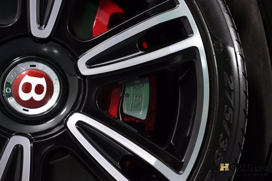 2015 Bentley Continental GT V8 S  #27