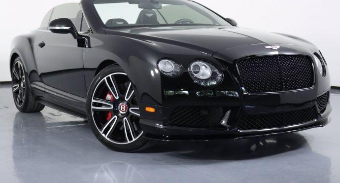 2015 Bentley Continental GT V8 S  #0