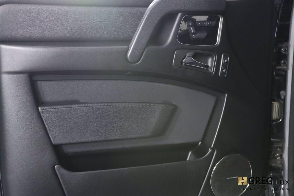 2018 Mercedes Benz G Class G 550 #36