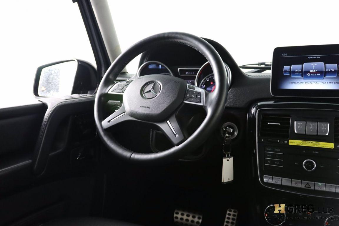 2018 Mercedes Benz G Class G 550 #51