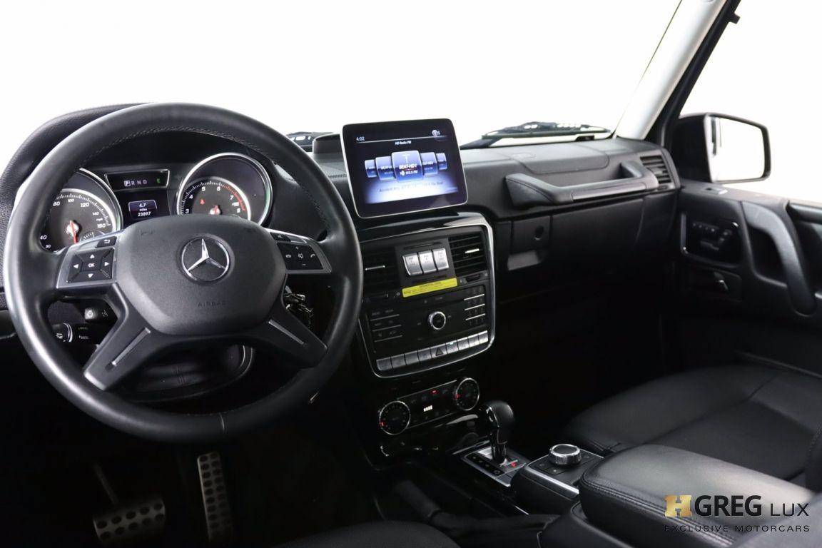 2018 Mercedes Benz G Class G 550 #1