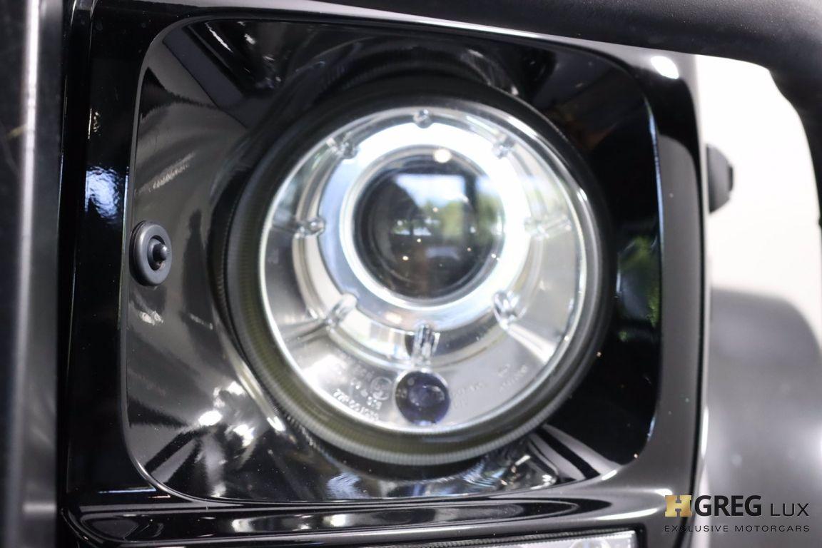 2018 Mercedes Benz G Class G 550 #6