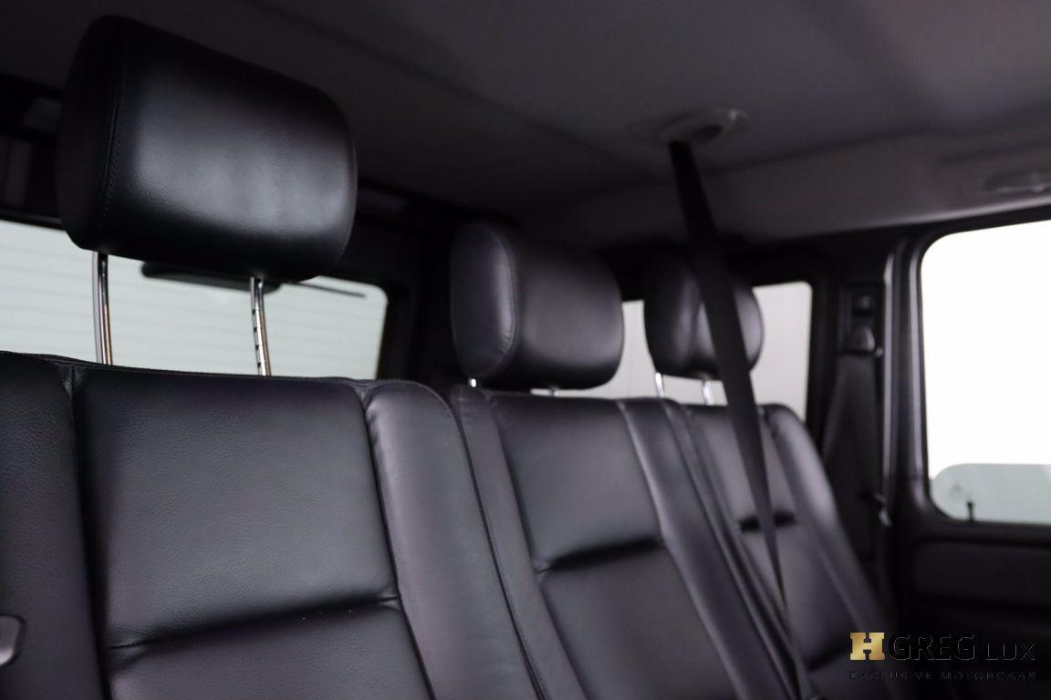 2018 Mercedes Benz G Class G 550 #34