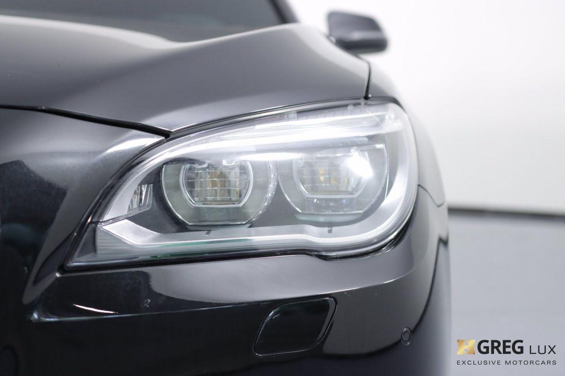 2015 BMW 7 Series 750Li #5