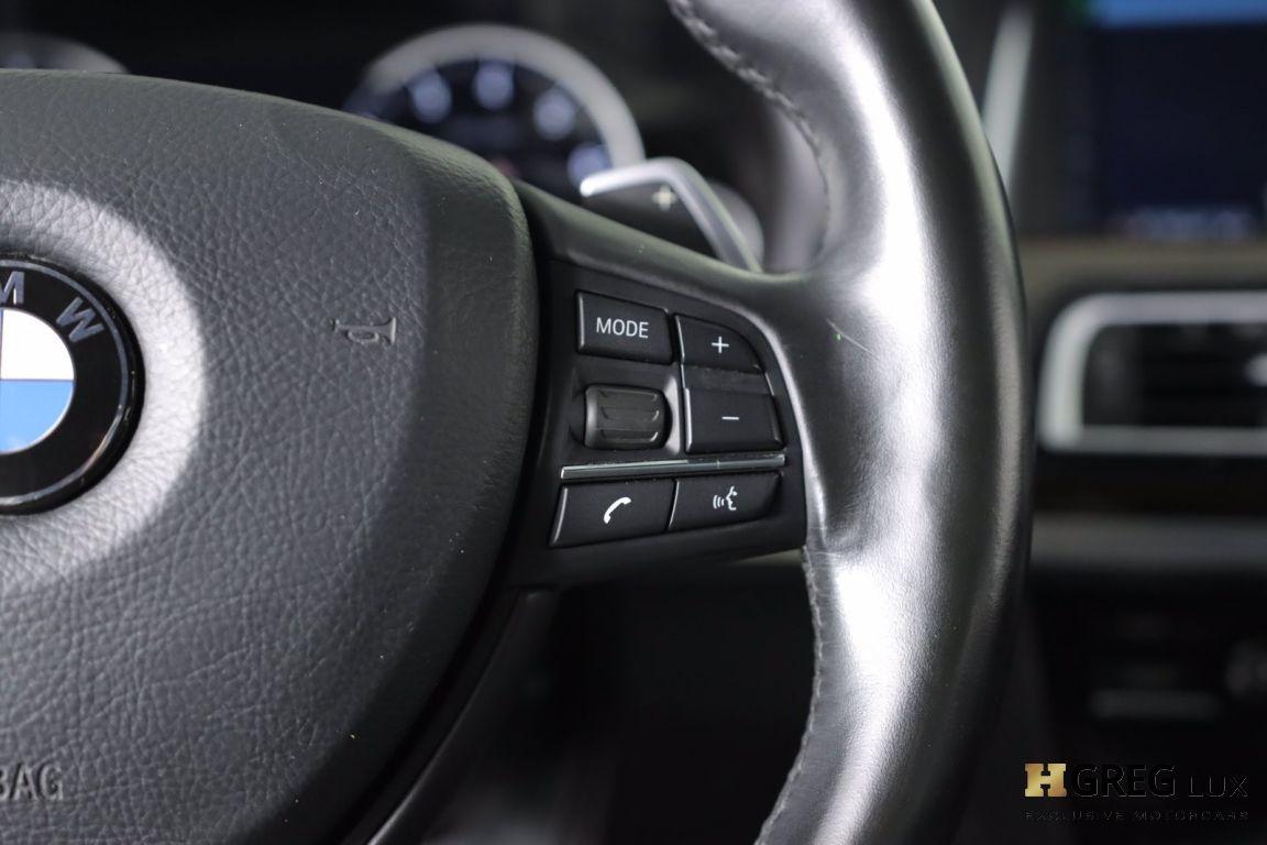 2015 BMW 7 Series 750Li #45