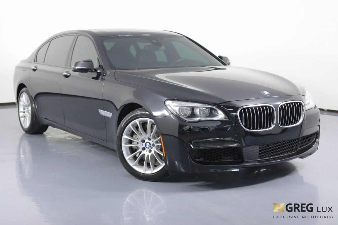 2015 BMW 7 Series 750Li #0