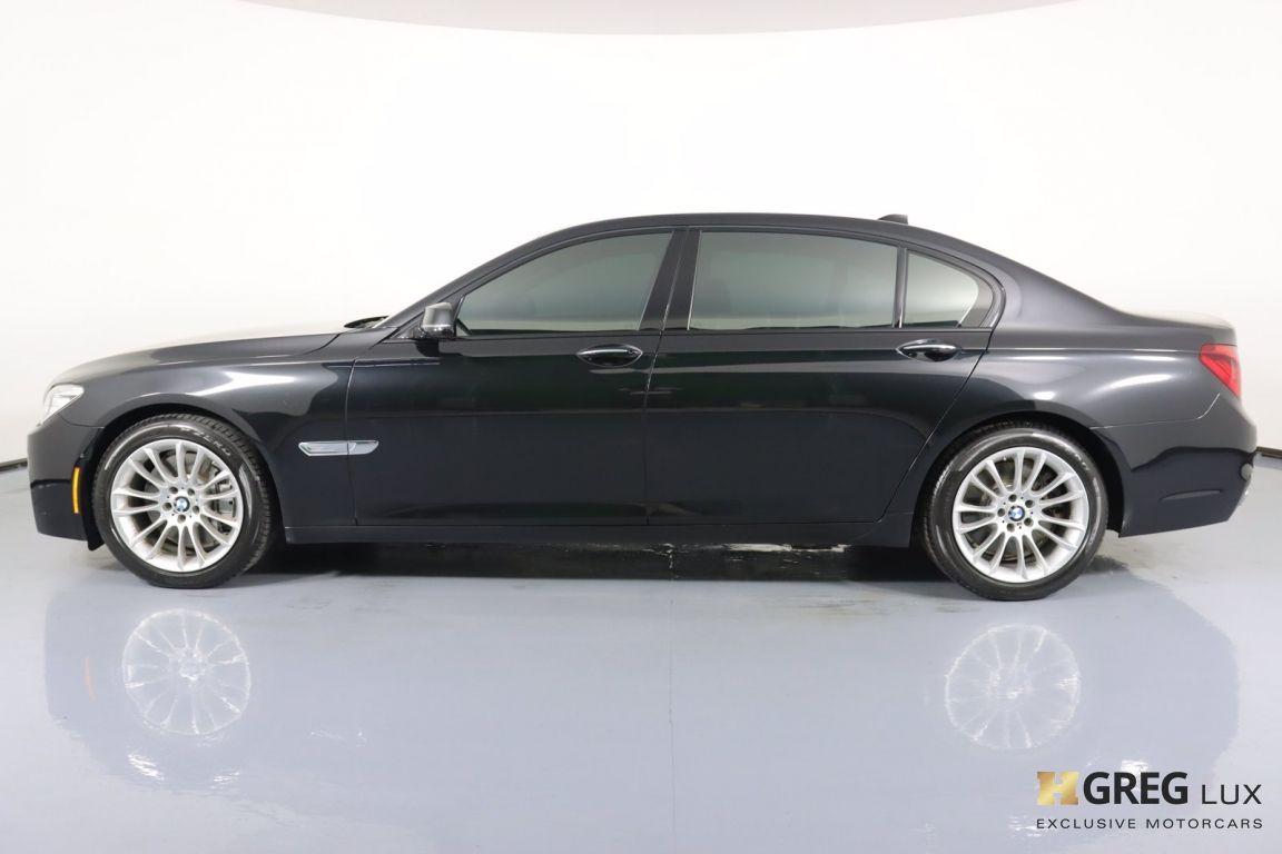 2015 BMW 7 Series 750Li #20