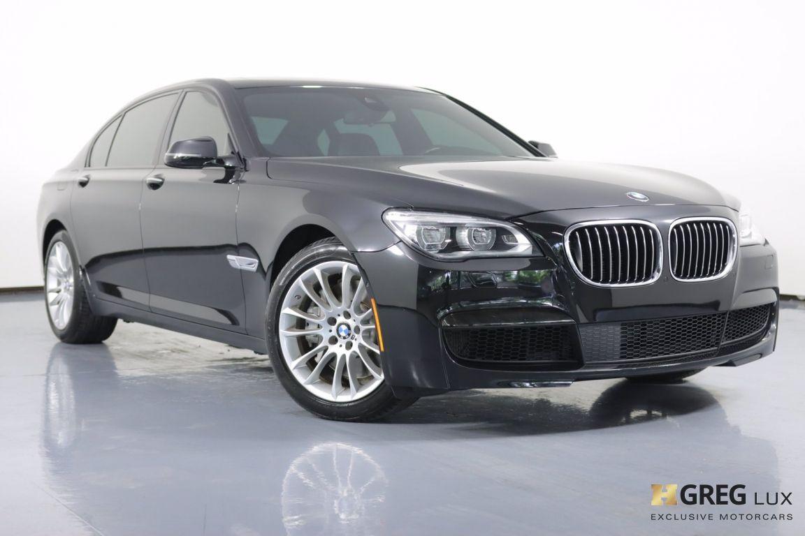 2015 BMW 7 Series 750Li #26