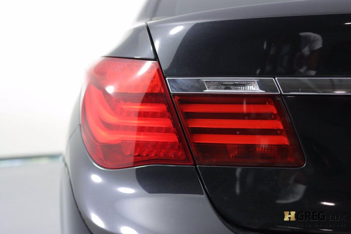 2015 BMW 7 Series 750Li #16