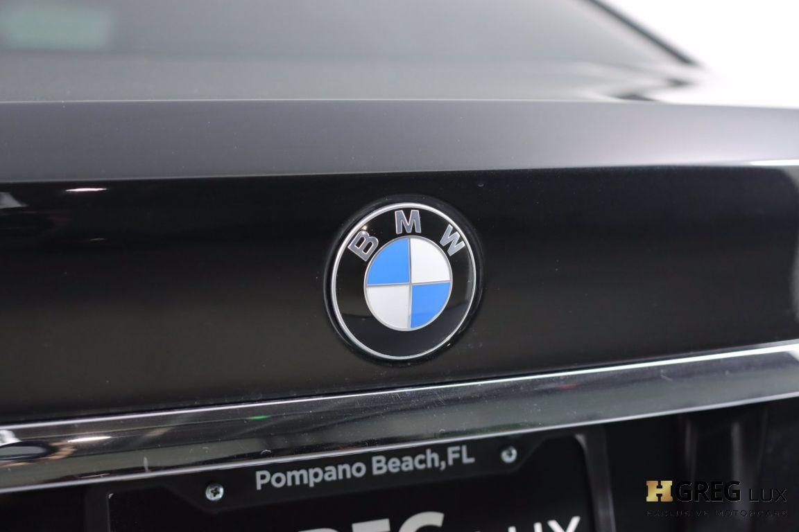 2015 BMW 7 Series 750Li #18
