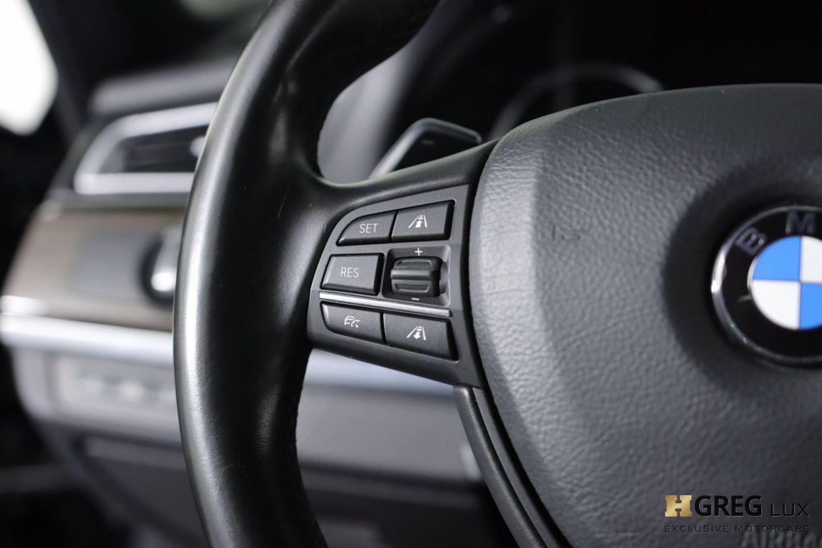 2015 BMW 7 Series 750Li #44