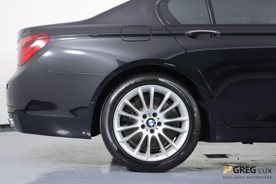 2015 BMW 7 Series 750Li #12