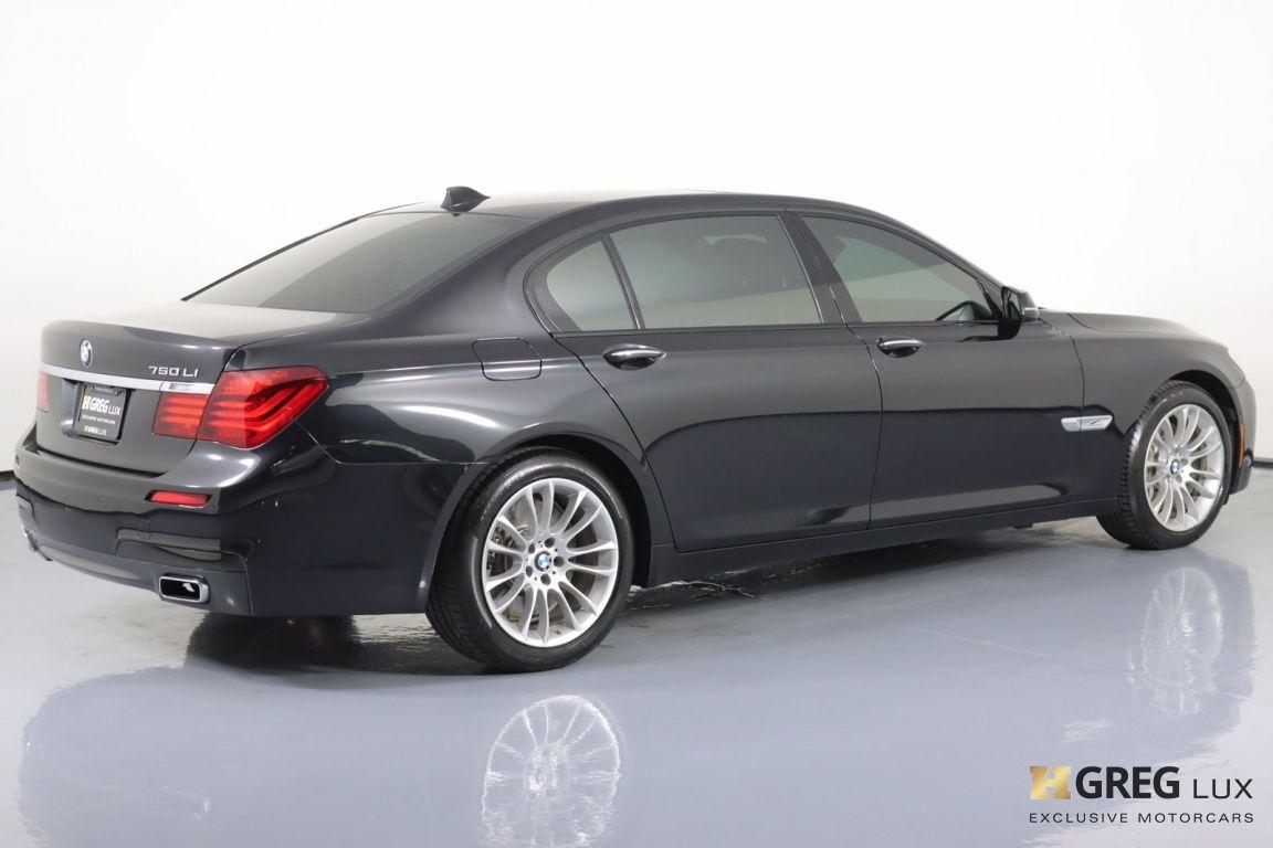 2015 BMW 7 Series 750Li #14