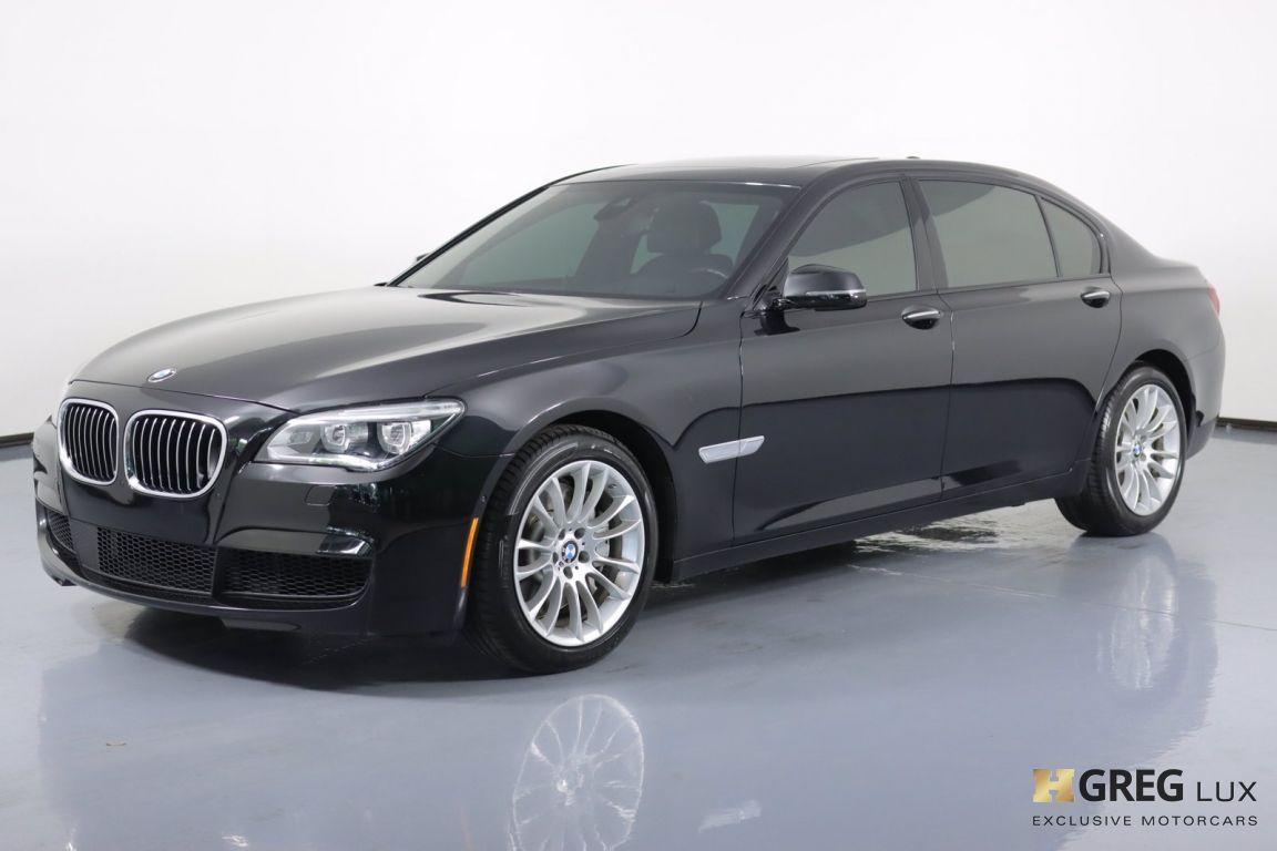 2015 BMW 7 Series 750Li #25