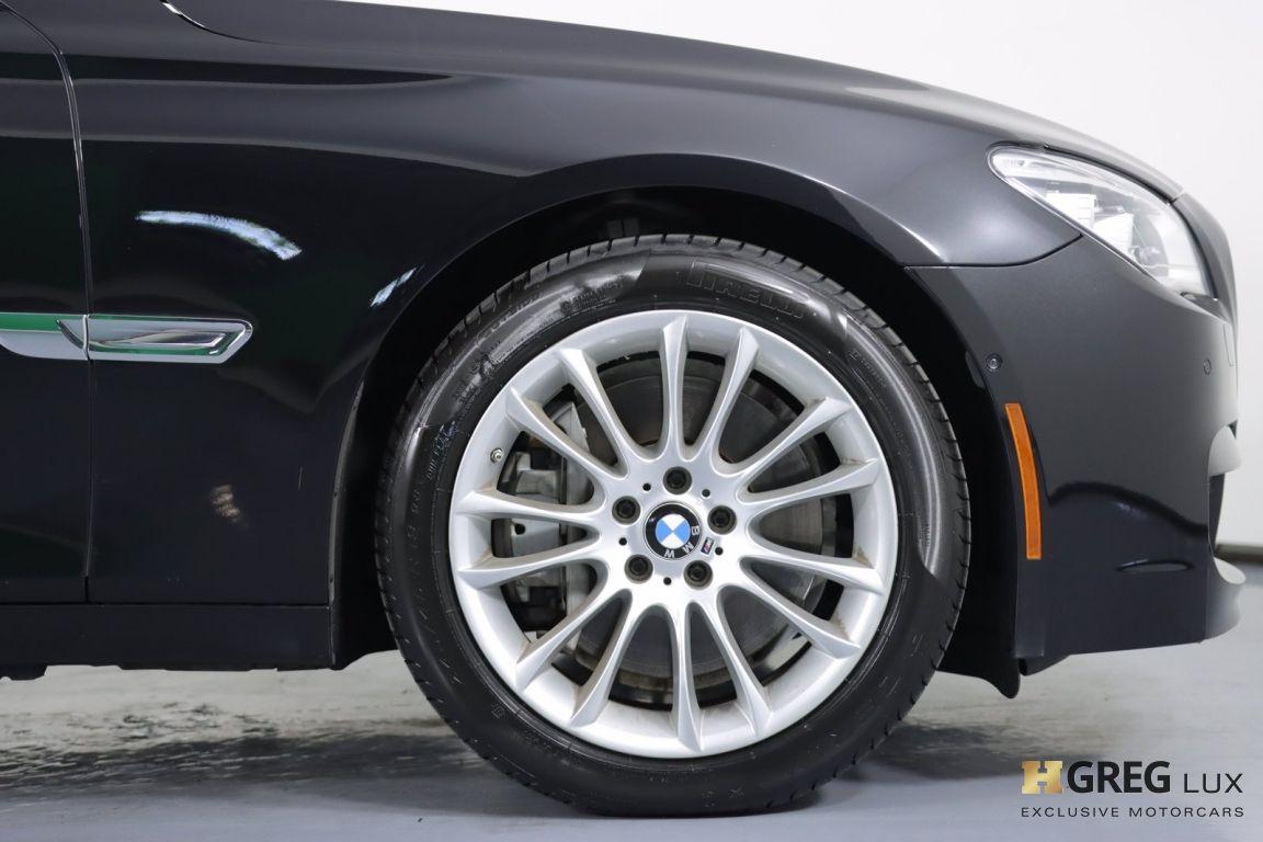 2015 BMW 7 Series 750Li #10