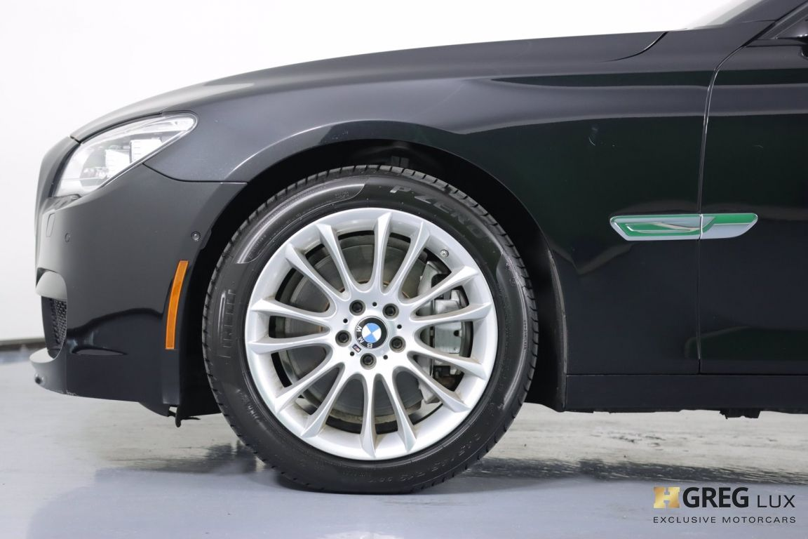 2015 BMW 7 Series 750Li #21