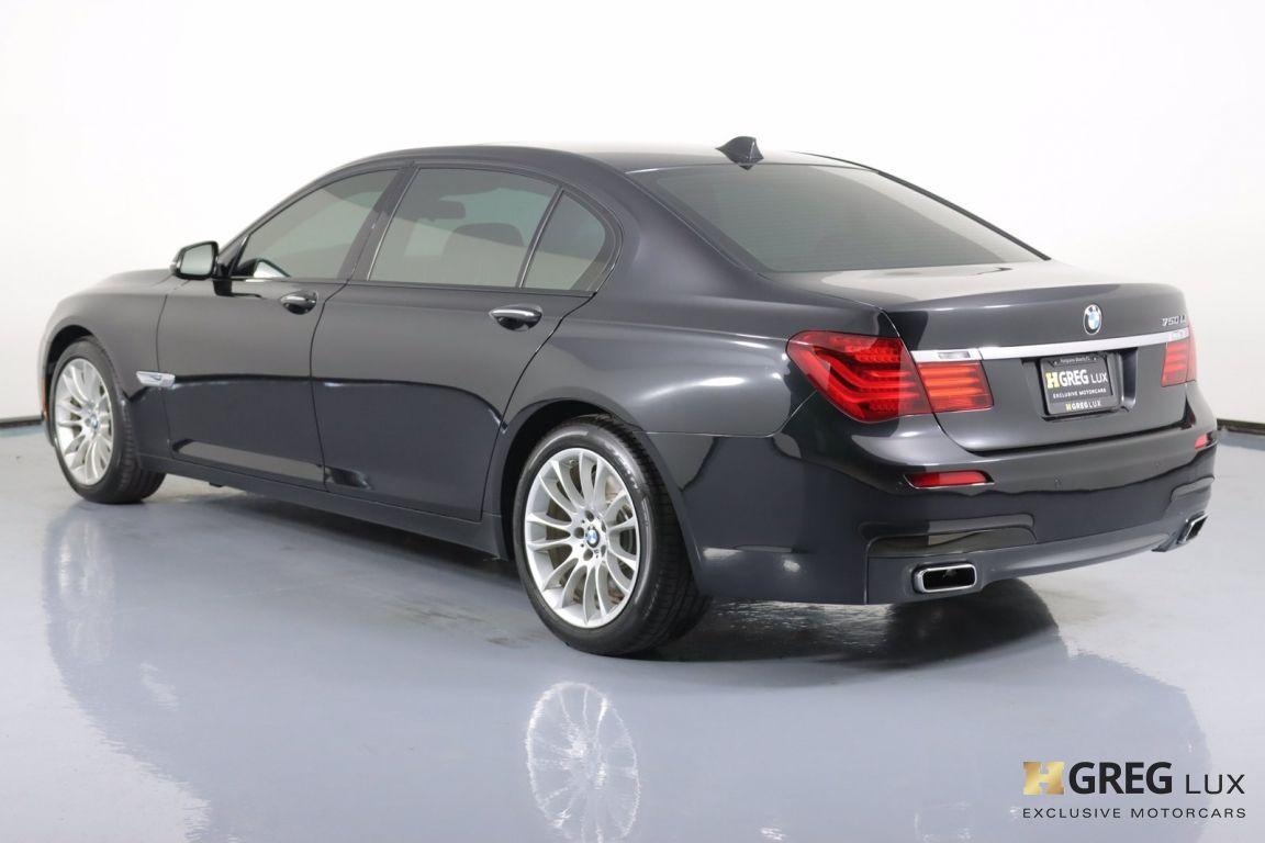 2015 BMW 7 Series 750Li #19