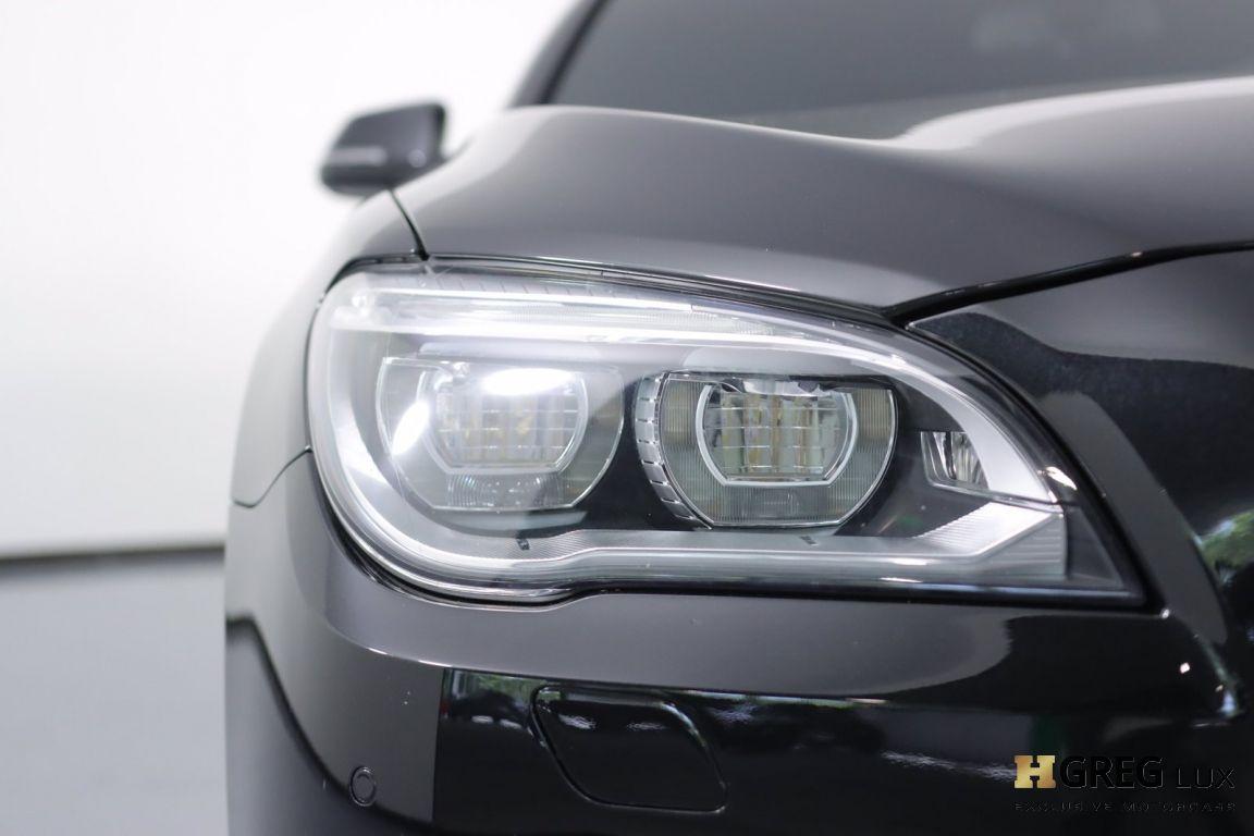 2015 BMW 7 Series 750Li #4