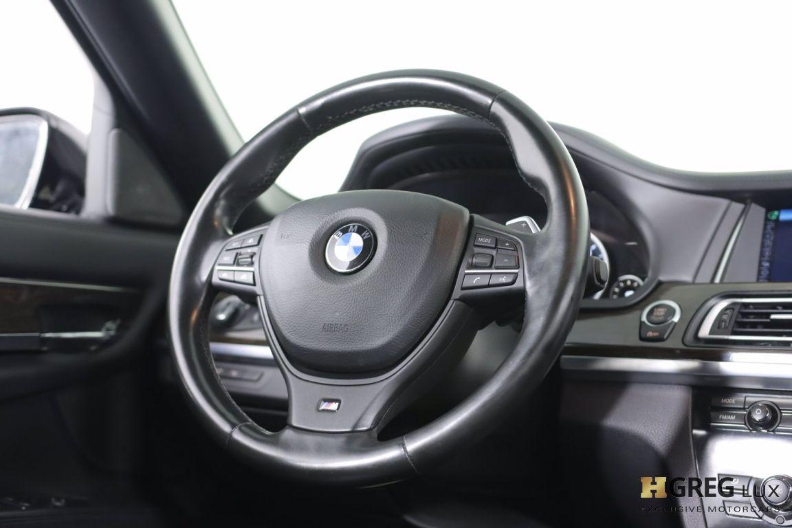 2015 BMW 7 Series 750Li #47