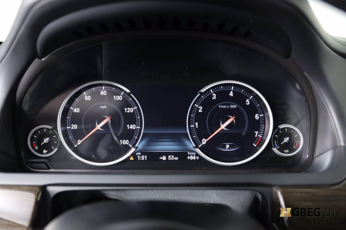 2015 BMW 7 Series 750Li #41