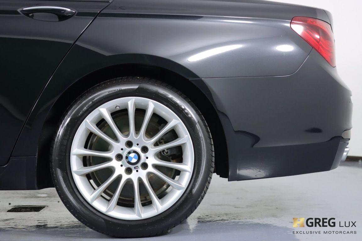 2015 BMW 7 Series 750Li #23