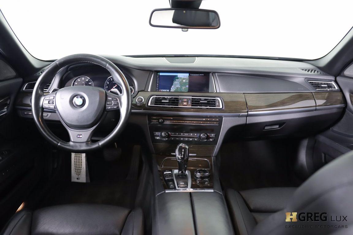 2015 BMW 7 Series 750Li #46