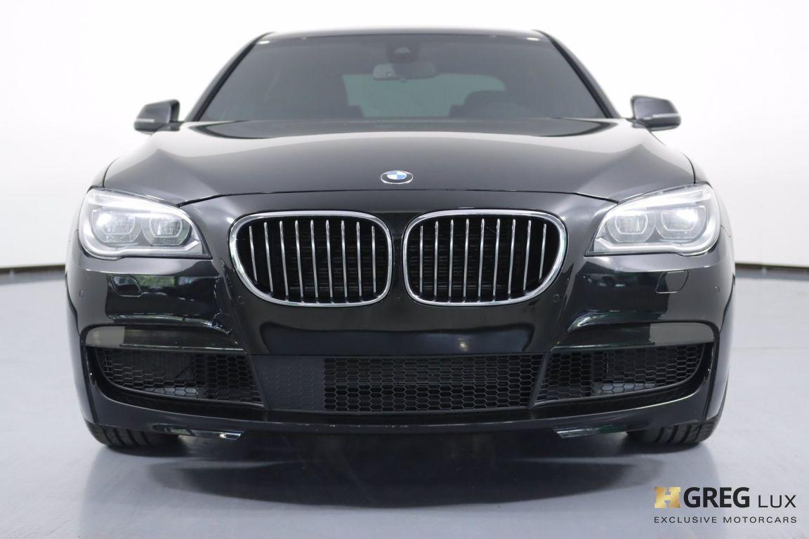 2015 BMW 7 Series 750Li #3
