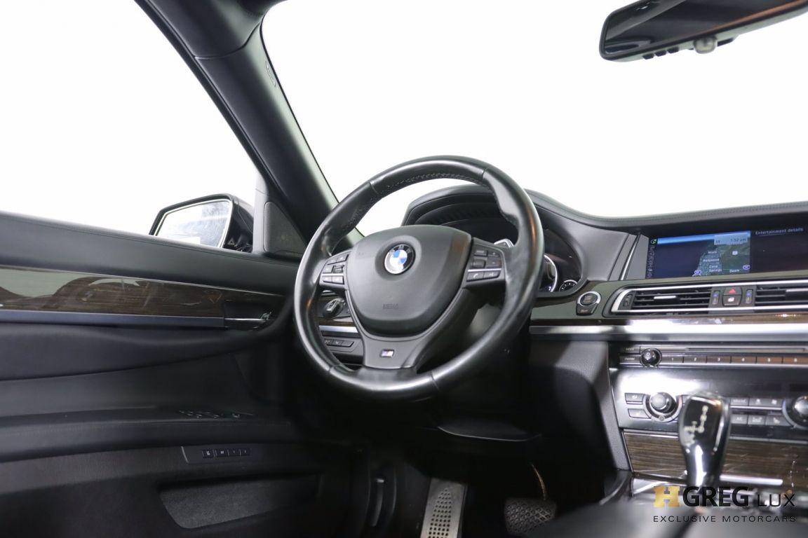 2015 BMW 7 Series 750Li #43
