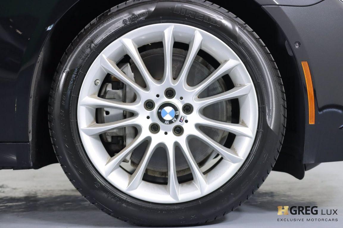 2015 BMW 7 Series 750Li #11