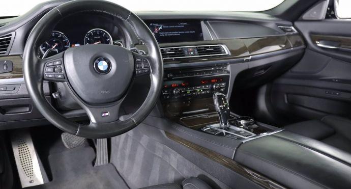 2015 BMW 7 Series 750Li #1