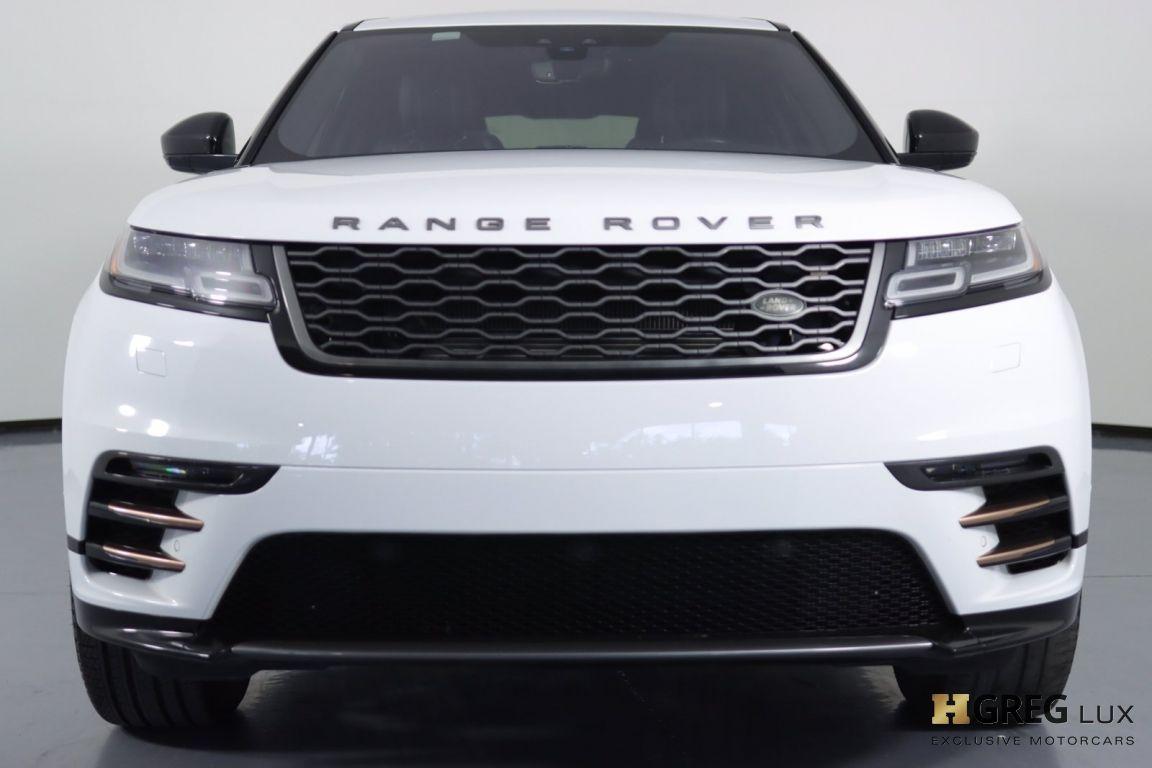 2018 Land Rover Range Rover Velar R-Dynamic SE #4