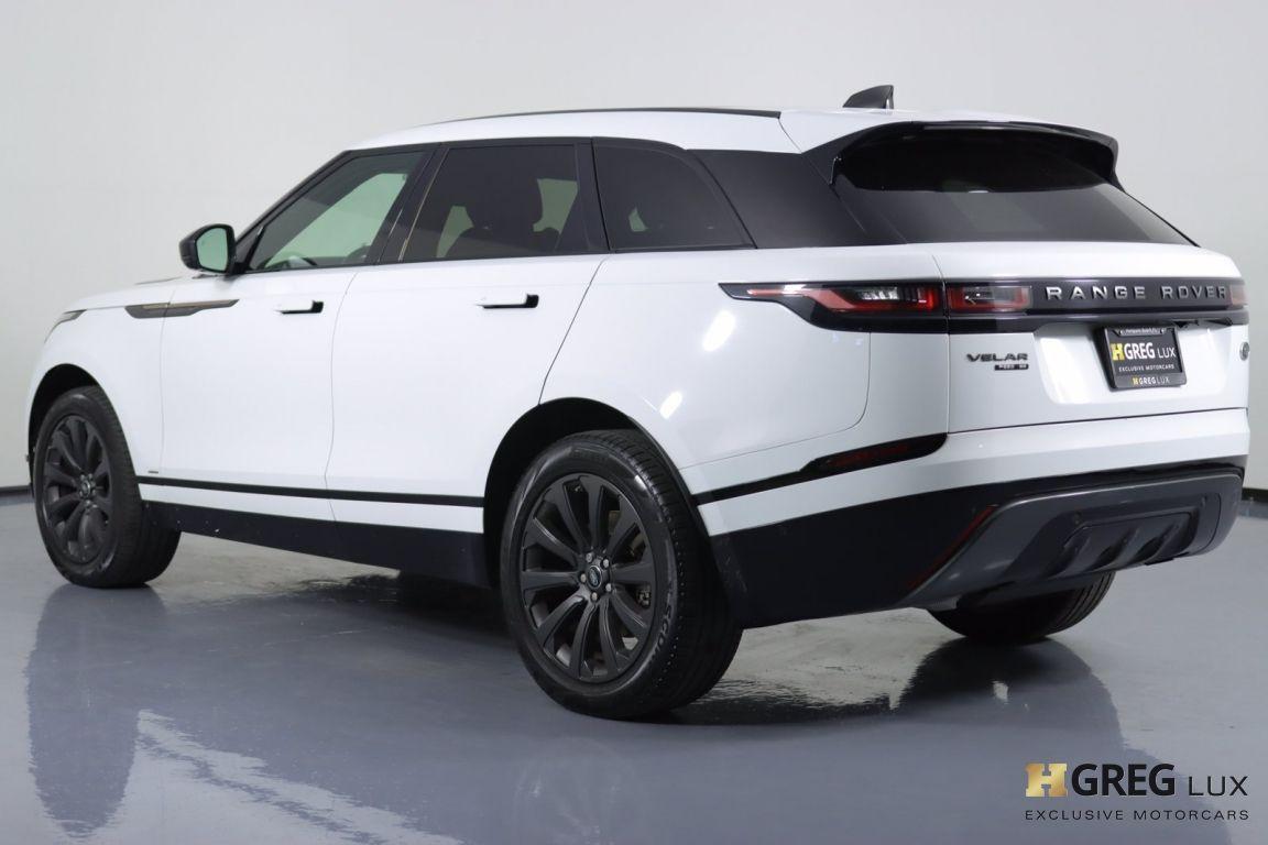 2018 Land Rover Range Rover Velar R-Dynamic SE #22