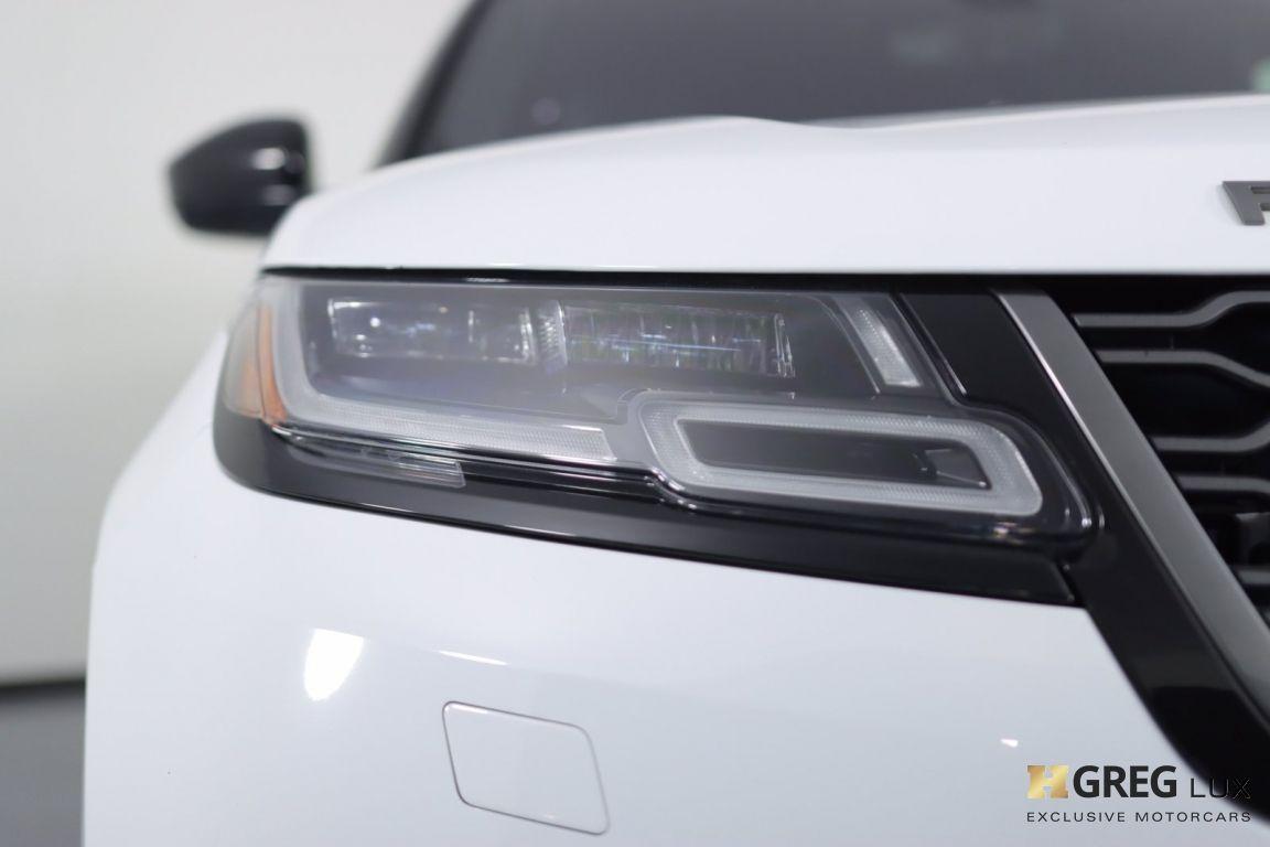 2018 Land Rover Range Rover Velar R-Dynamic SE #5