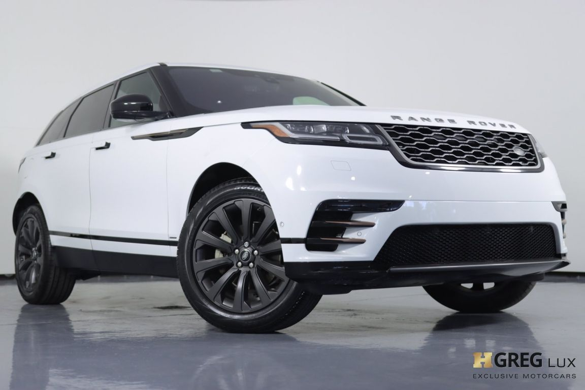 2018 Land Rover Range Rover Velar R-Dynamic SE #3