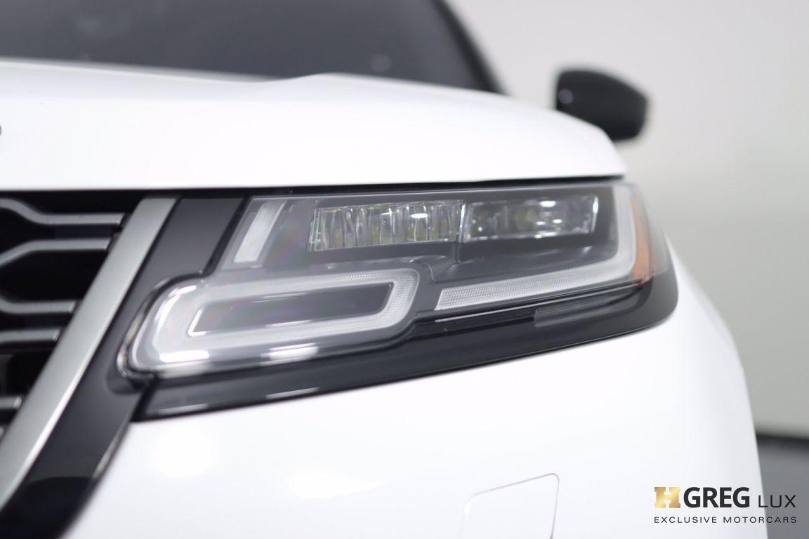2018 Land Rover Range Rover Velar R-Dynamic SE #6