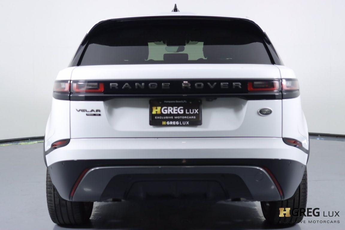 2018 Land Rover Range Rover Velar R-Dynamic SE #17